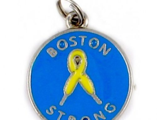 Boston Strong Charity Fundraising Charm