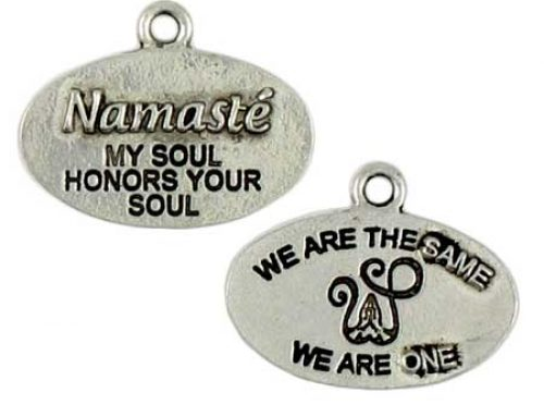 Custom made Inspirational Charm